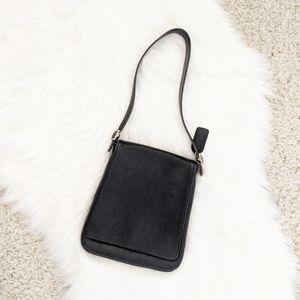 VTG Vintage Coach Shoulder Bag Genuine Leather